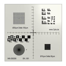 Kalibrierplatte V1 klein