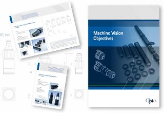 Machine Vision Objectives - Katalog-Icon