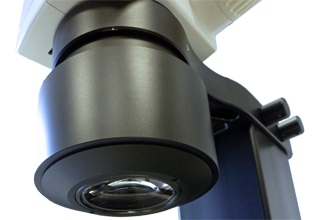 stereo objektiv e-scope