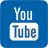 YouTube - Icon blau