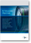 Bi-telecentric Objectives