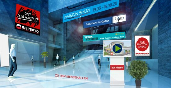 25.05.20 - The virtual inVision show is still ongoing.
